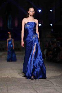 Mame Moda Moda al colosseo AltaRoma per i giovani designer. Renato Balestra