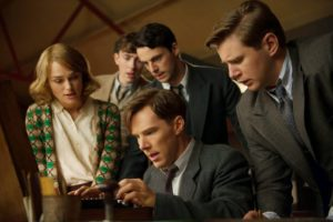 mame cinema THE IMITATION GAME - STASERA IN TV scena