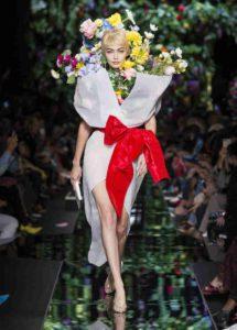 Mame Moda Fashion Week 2018 New York, Londra, Milano e Parigi. Look Moschino