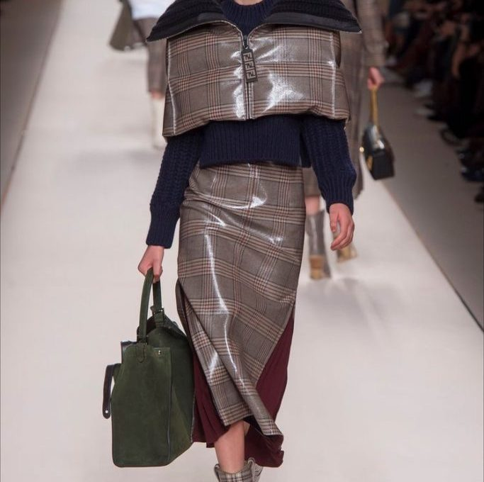OUTFIT FENDI 2018/2019