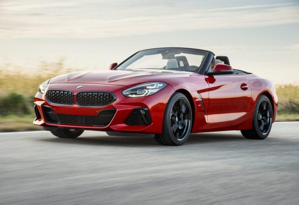 NUOVA BMW Z4 2019 – L' ELEGANTE ROADSTER