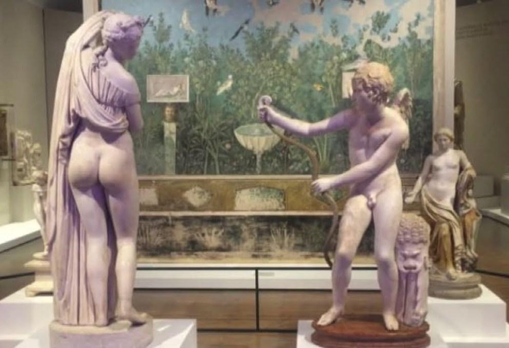 OVIDIO. AMORI, MITI E ALTRE STORIE. IN MOSTRA A ROMA