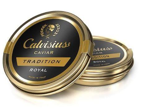 Mame food CALVISIUS. UN CASO TUTTO ITALIANO tradition royal