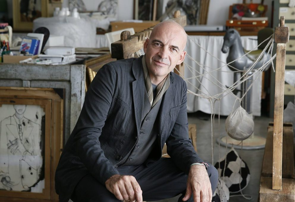 ANTONIO MARRAS PER ZANICHELLI, LA PARTNERSHIP