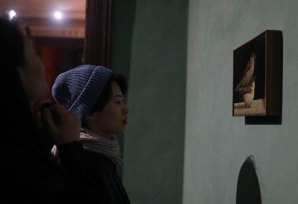 PRADA RONG ZHAI PRESENTA STORYTELLING DI LIU YE