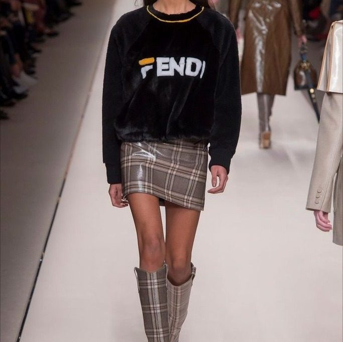 OUTFIT FENDI