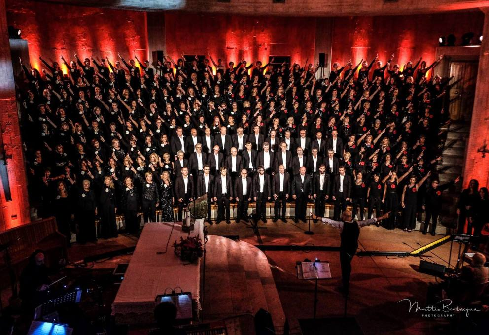 BIG VOCAL ORCHESTRA AL TEATRO GOLDONI DI VENEZIA