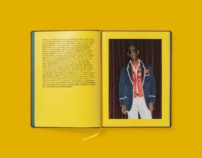 Dapper Dan, Gucci dedica un libro all'amico. Scatto del designer