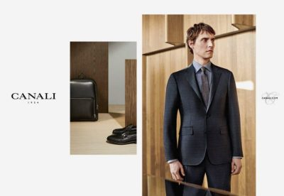 La Moda Uomo 2019 secondo Lyst. ADV Canali 2018