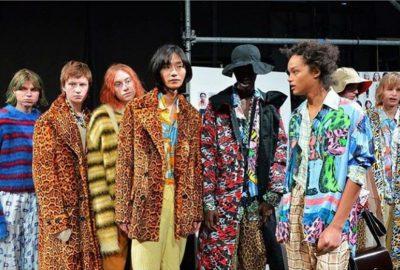 Marni - la filastrocca dentro la Milano Moda Uomo. Look backstage