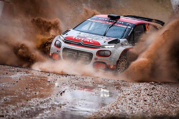 Citroen Italia debutta nel Campionato Italiano Rally con la C3 da 282 CV