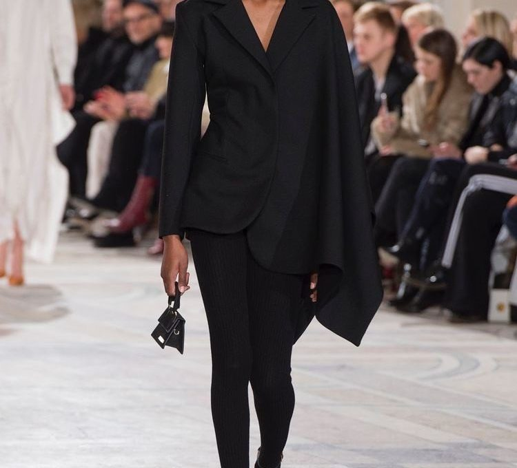 OUTFIT JACQUEMUS FALL/WINTER 2018/2019