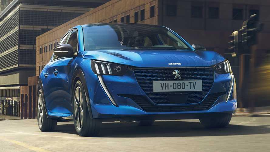 Nuova Peugeot 208, nuovo design e adesso anche elettrica
