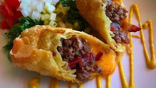 Mame food STREET FOOD: GLAM, GOURMET, TRENDY street food