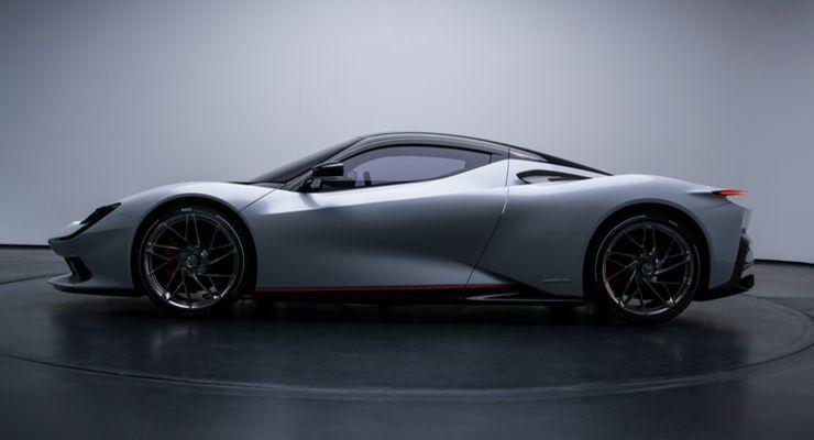 Automobili Pininfarina Battista un sogno da 2 milioni di euro