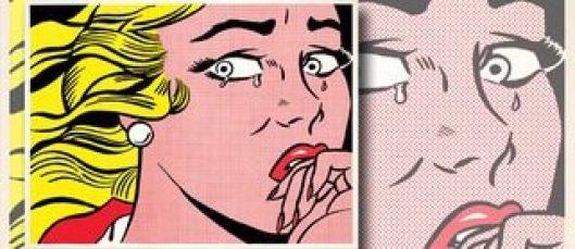 """Mame arte """"Roy Lichtenstein. Multiple Visions"""" serena"""