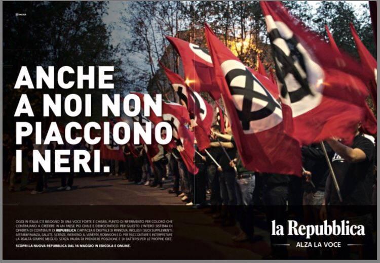 Campagna Abbonamenti Repubblica 2019