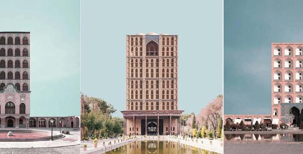 """FAROUZANAFAR ELEVA IL """"RETROFUTURISMO"""" IN IRAN"""
