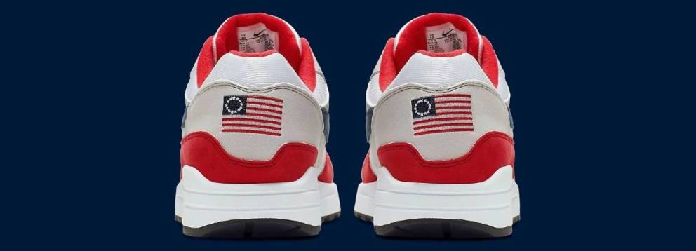 Nike air max 1 betsy ross