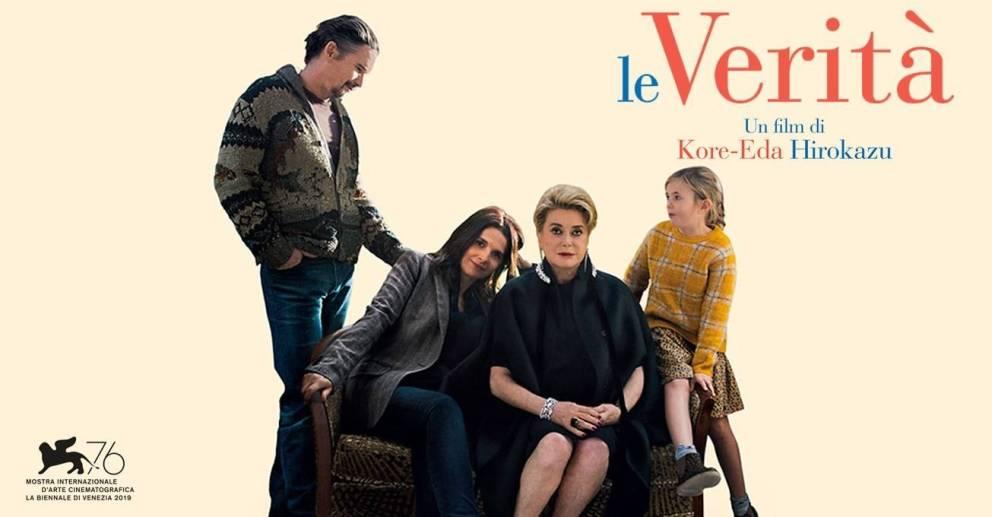 La Verità, film di Kore-eda a Venezia