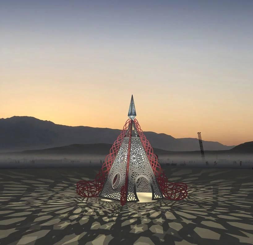 Burning Man 2019 dedicato alla forza della donna