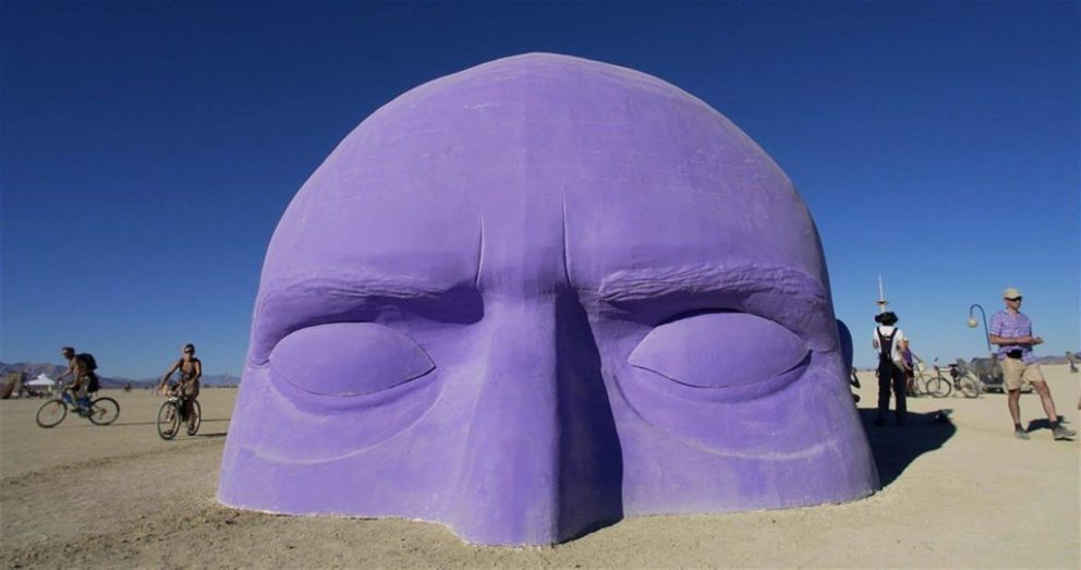 Arte al Burning Man 2019