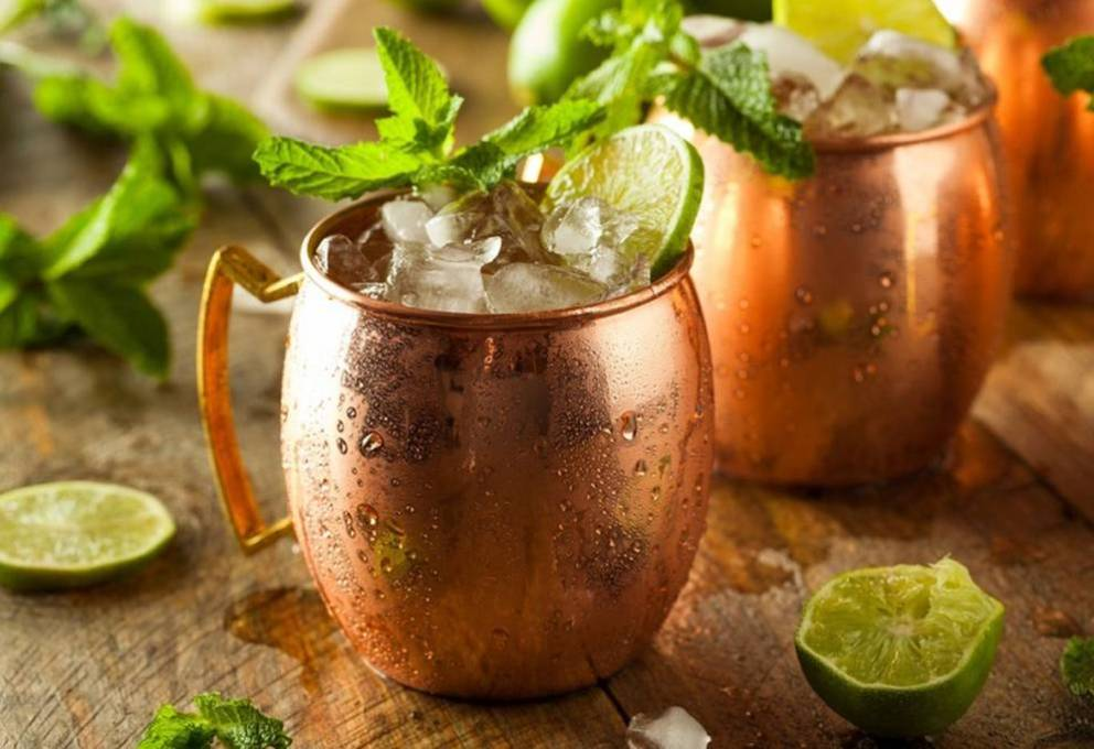 """MOSCOW MULE"": TUTTO SUL COCKTAIL DELL'ESTATE."