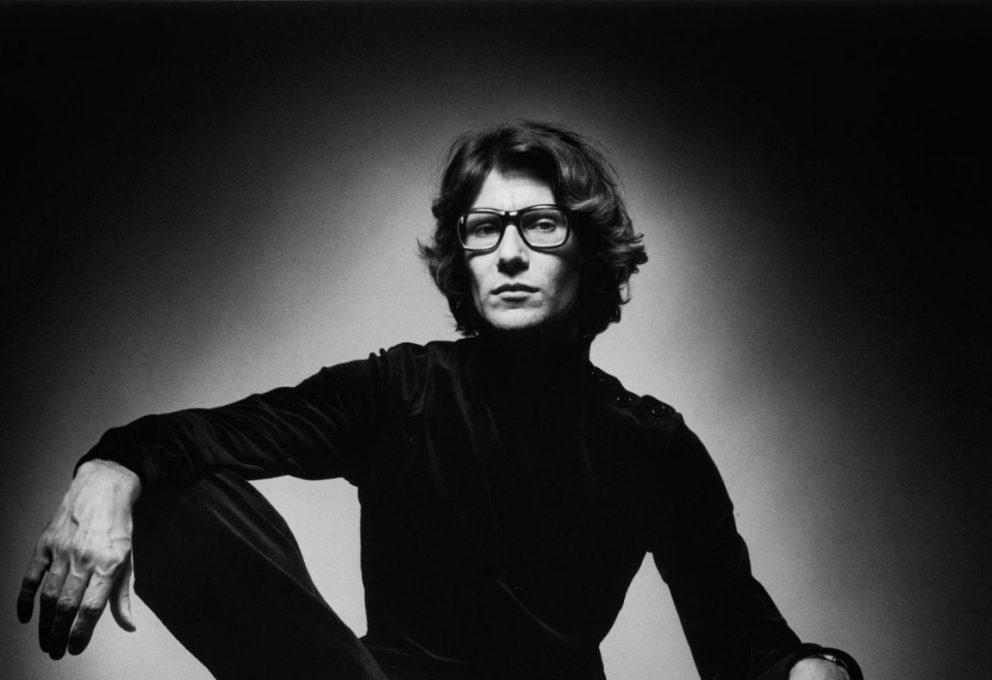 BUON COMPLEANNO YVES SAINT LAURENT