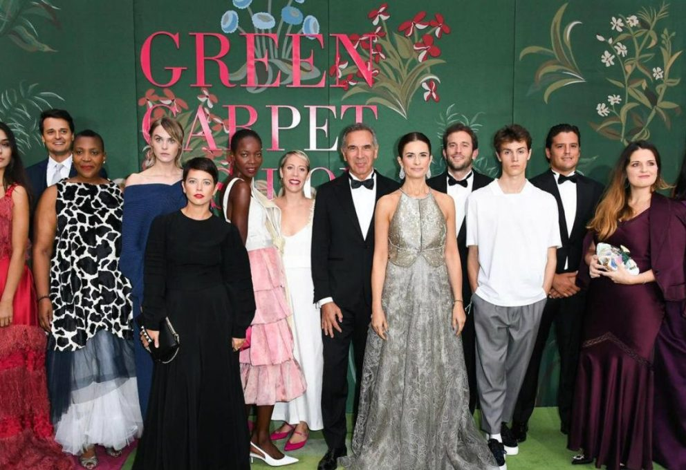 GREEN CARPET FASHION AWARDS 2019, I VINCITORI