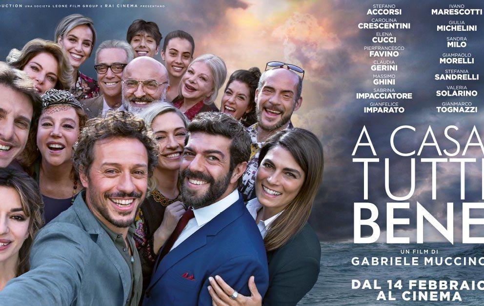 A CASA TUTTI BENE, IL FILM DI MUCCINO
