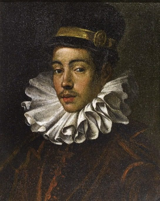 MAME ARTE AL VIA DA OGGI IL PROGETTO ORIENTE MUDECF Ritratto di Ito Mancio di Domenico Tintoretto