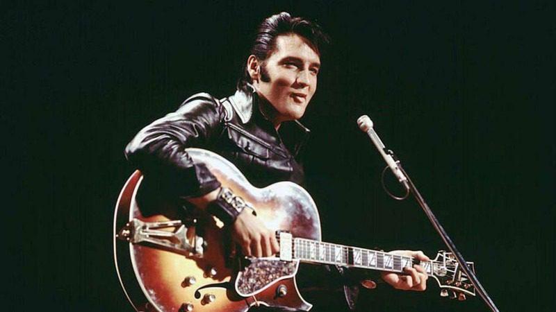 Spettacolo: Stasera su Sky Arte Elvis Presley e Johnny Cash