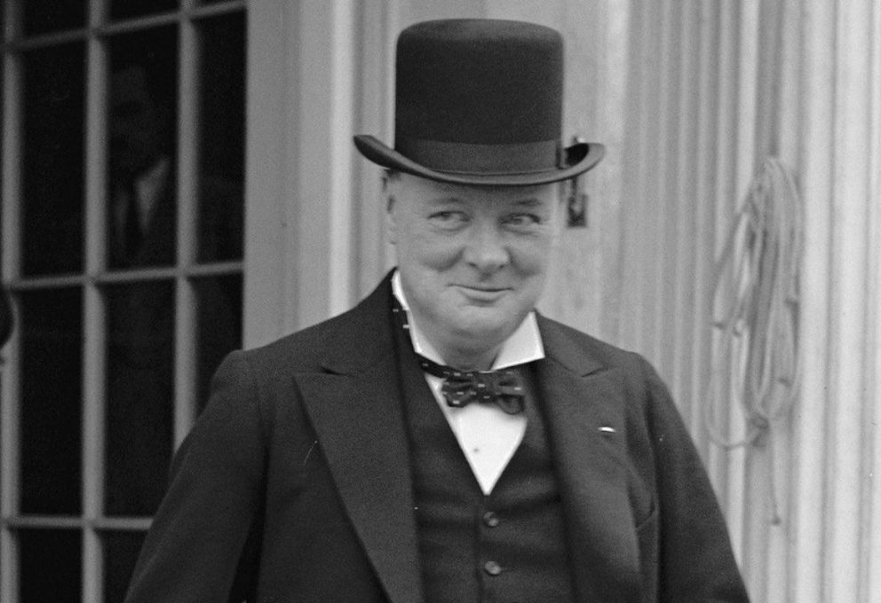 WINSTON VS CHURCHILL A TEATRO CON BATTISTON