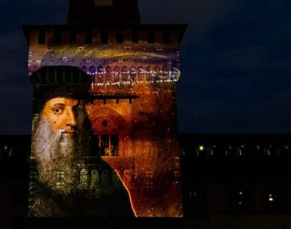 Leonardo da Vinci al Castello Sforzesco
