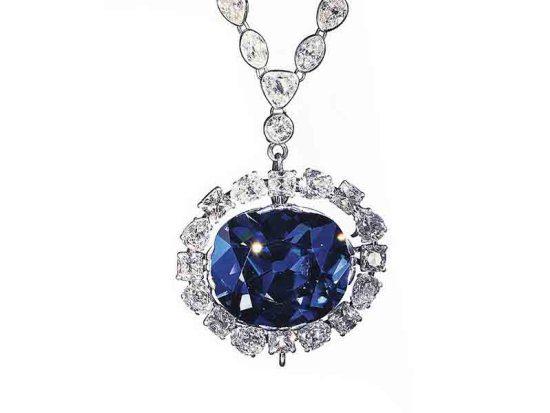 I 5 MAGNIFICI GIOIELLI DI MAGGIOR VALORE AL MONDO The Hope Diamond
