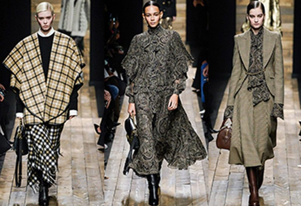 MICHAEL KORS NEW YORK FASHION WEEK 2020 ,SPLENDIDE AMAZZONI SFILANO IN UN ALLURE COUNTRY CHIC