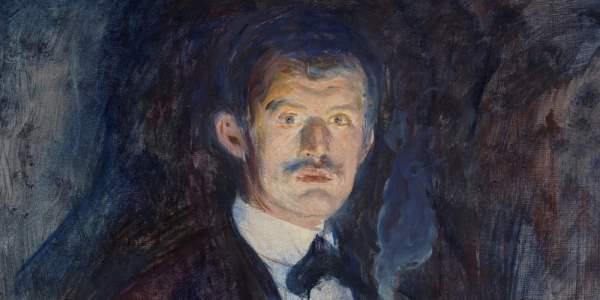 L'URLO_ IL CAPOLAVORO DI EDVARD MUNCH STA SCOLORENDO rd Munch ha realizzato ben quattro versioni de L'urlo, tutte dipinte tra il 1893 ed il 1910