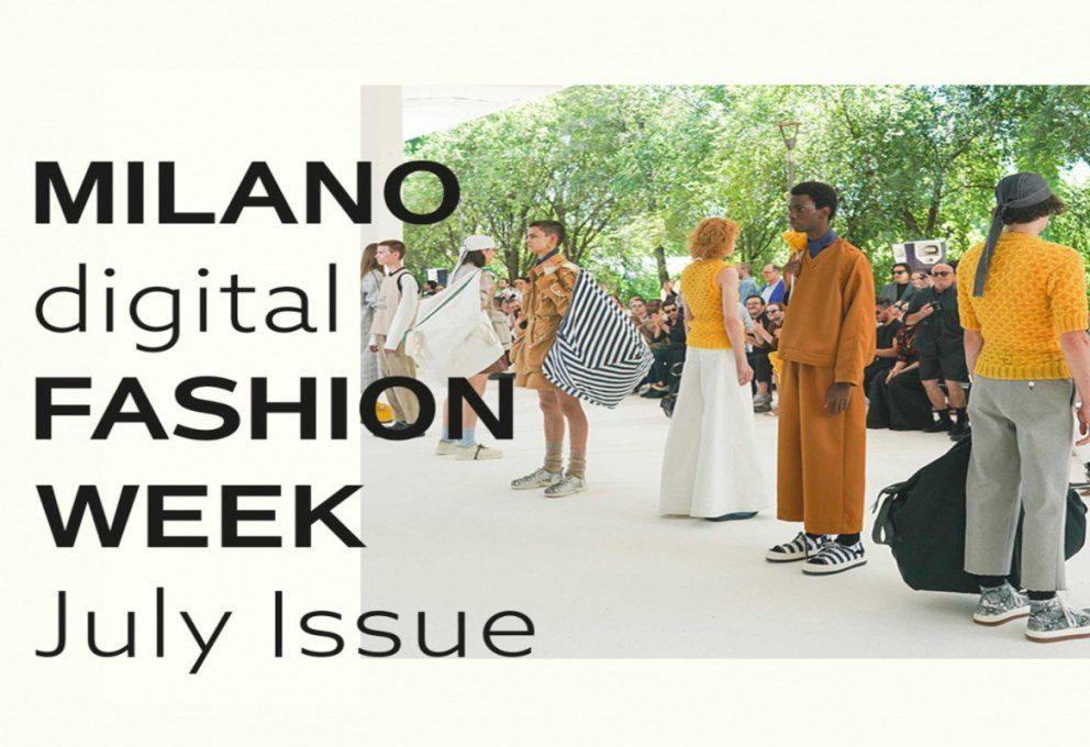 Milano moda uomo: la prima Digital Fashion Week. Cosa aspettarsi