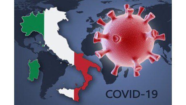 PREOCCUPANO I NUOVI FOCOLAI DI COVID-19 IN ITALIA Preoccupano i nuovi focolai di Covid-19 in Italia