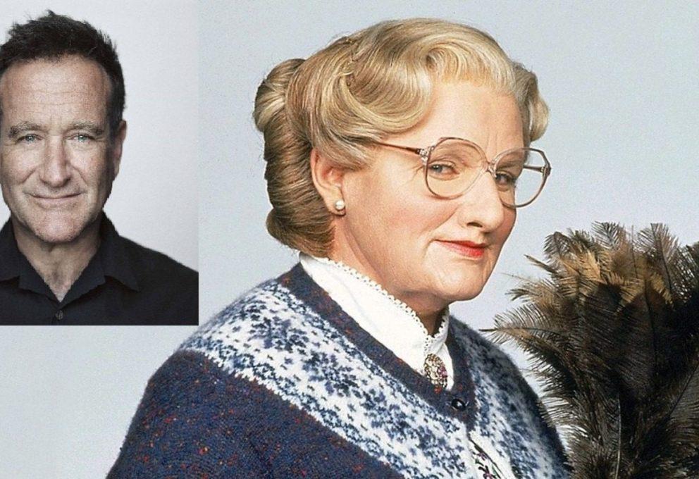 Robin Williams in 5 film: travestimenti e interpretazioni memorabili