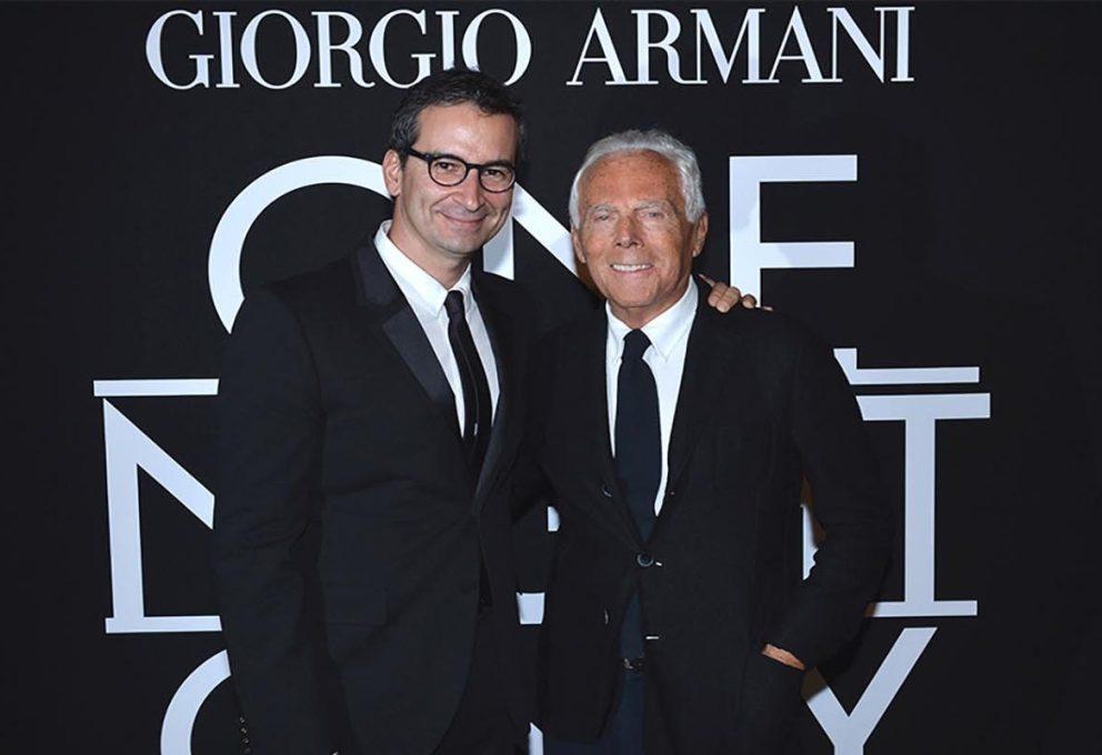 Giorgio Armani nomina Federico Marchetti: la prima volta che un indipendente entra nel Cda