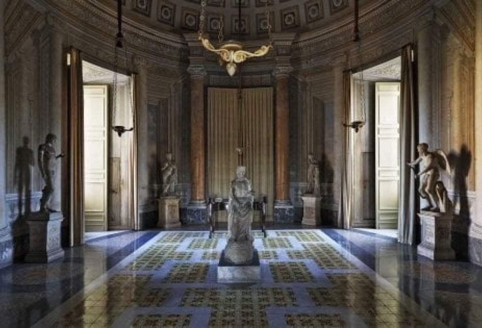 I magnifici marmi Torlonia in mostra ai Musei Capitolini