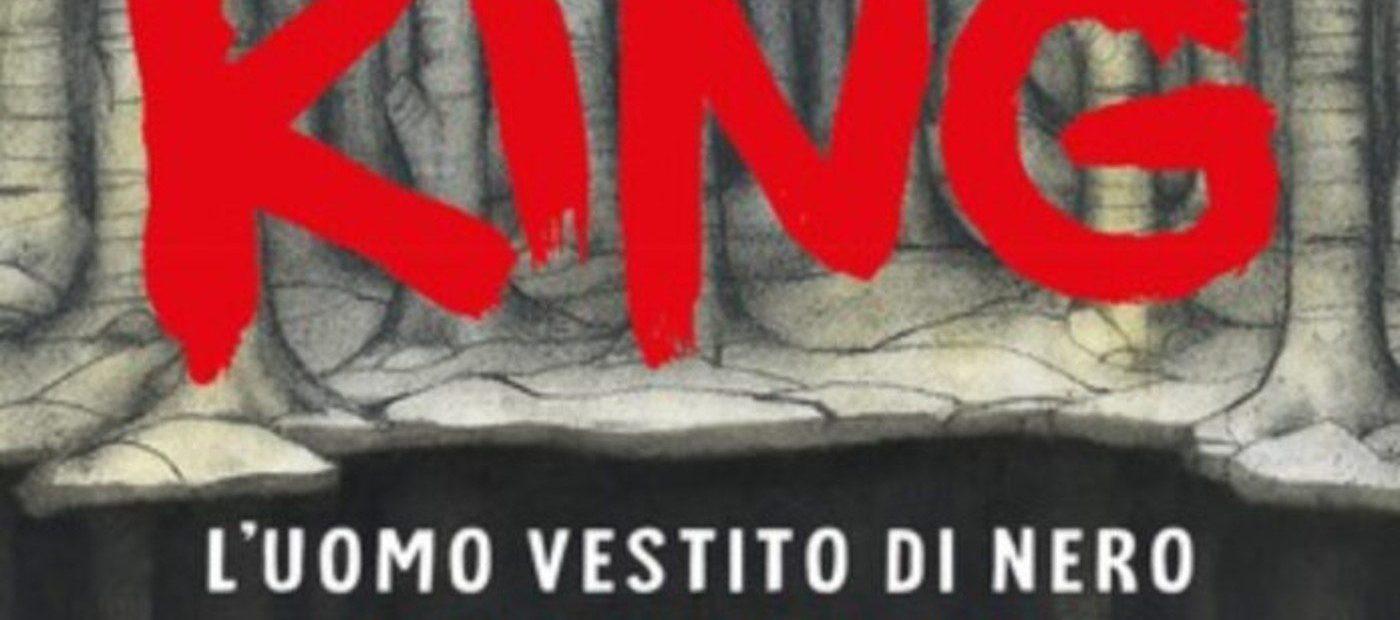 """""""L'uomo vestito di nero"""", l'edizione speciale del racconto di Stephen King"""
