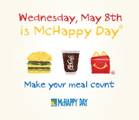 McHappy Day Promotion