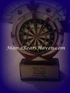 5th Place Trophy