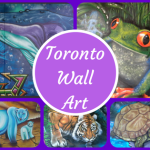 Toronto Wall Art – The New Graffiti