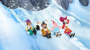 The Holiday Season with Disney Junior