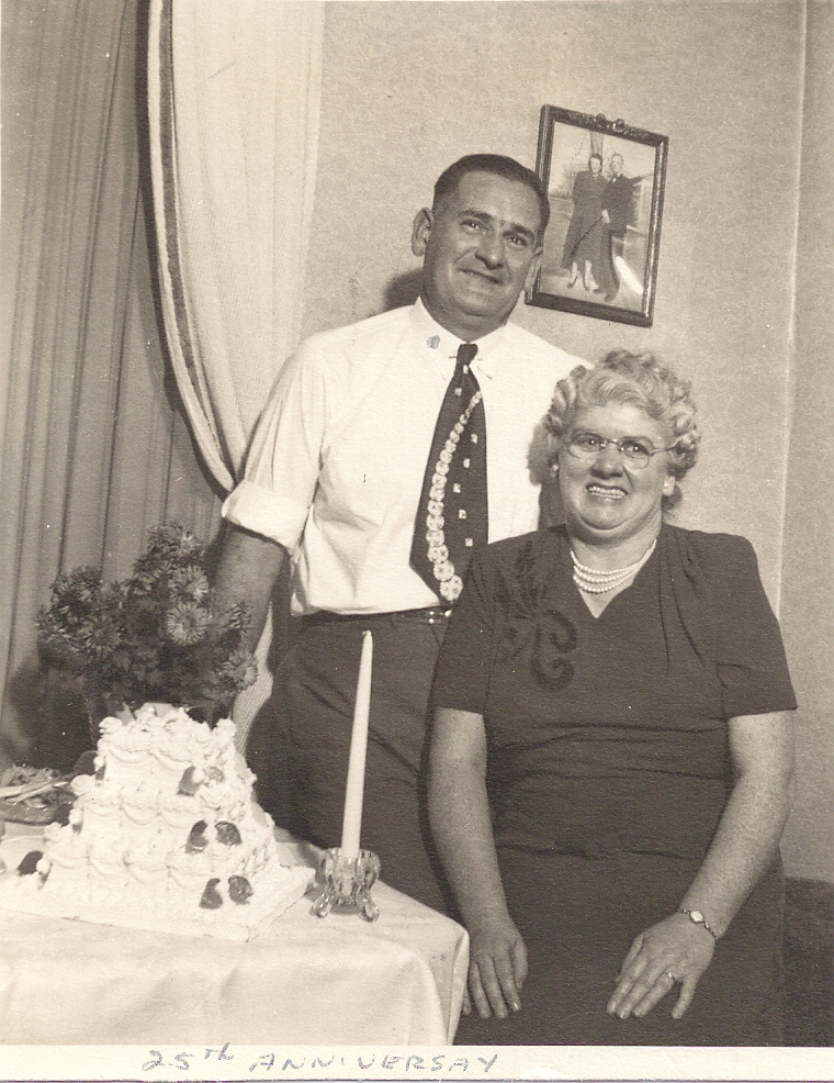 Gramma and Grampa