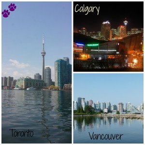 filmed in Canada