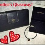 Valentine's Day, it's in the Box – Pandora and Fossil Giveaway – ends 2/1
